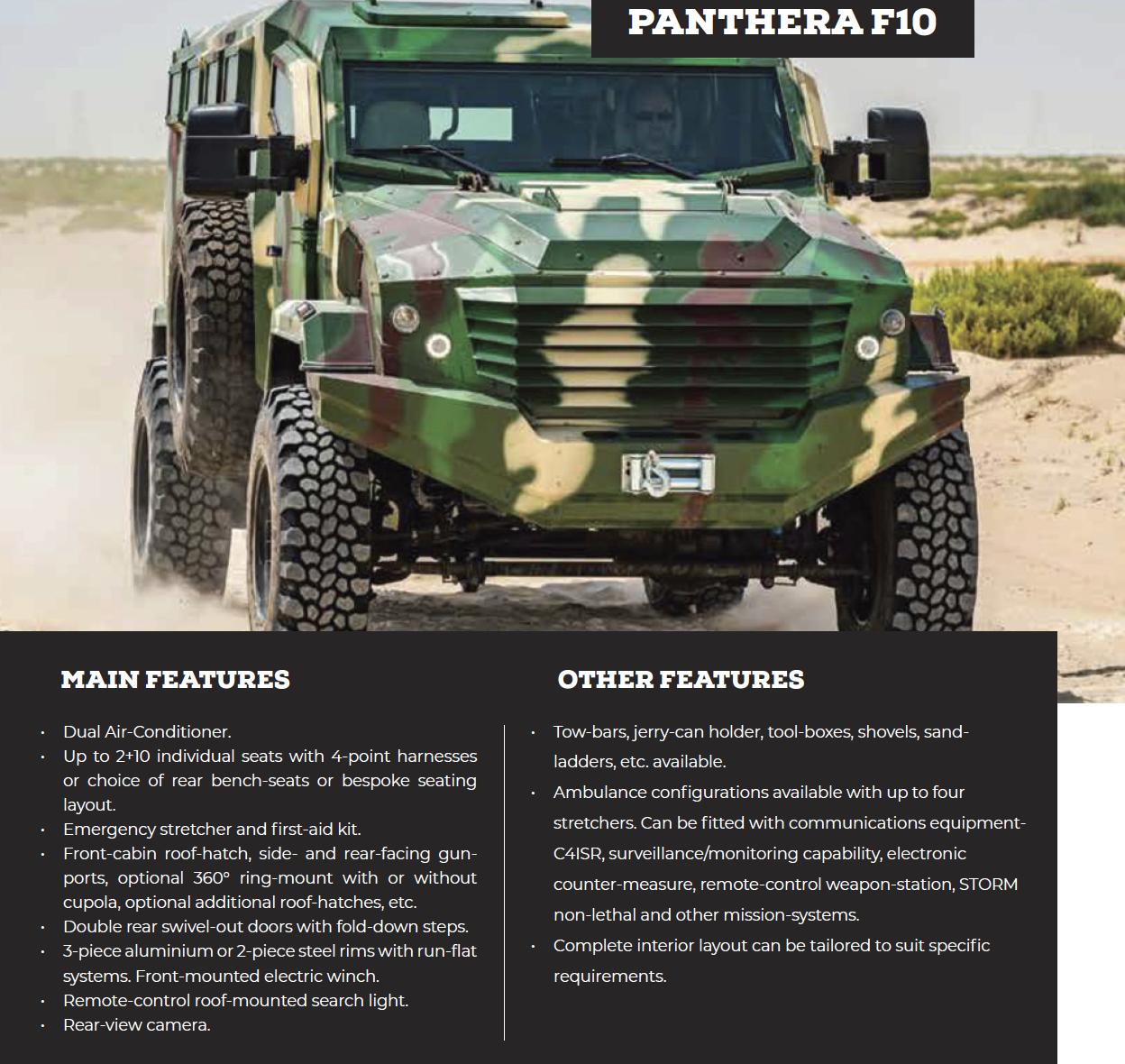 Panthera F10