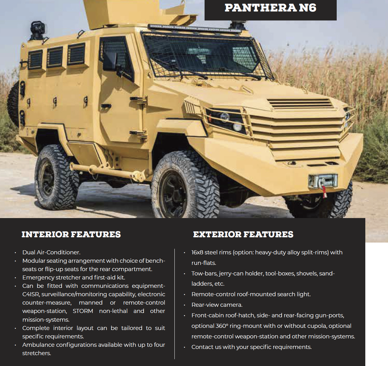 Panthera N6