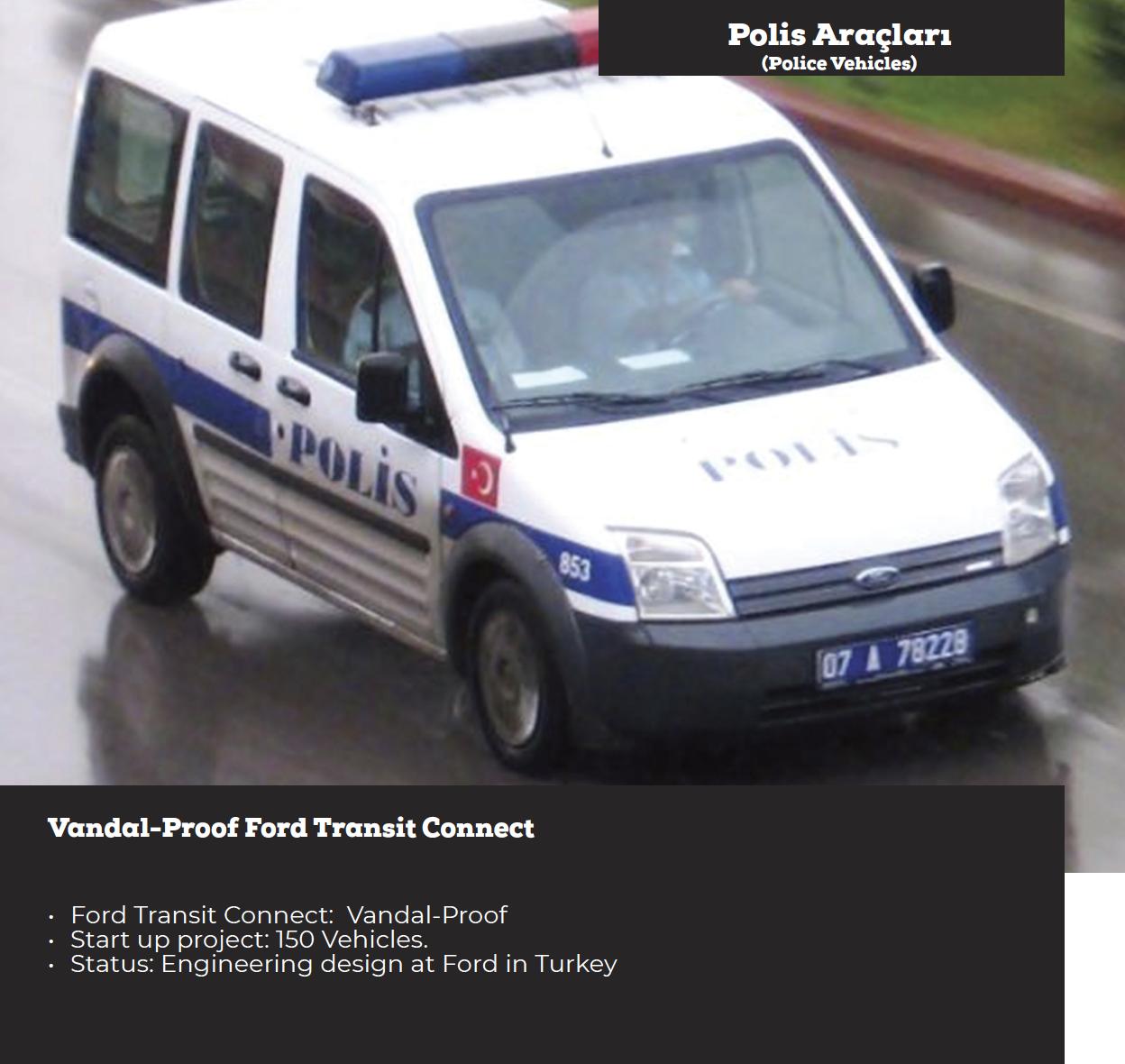 Polis Araçları (Police Vehicles)