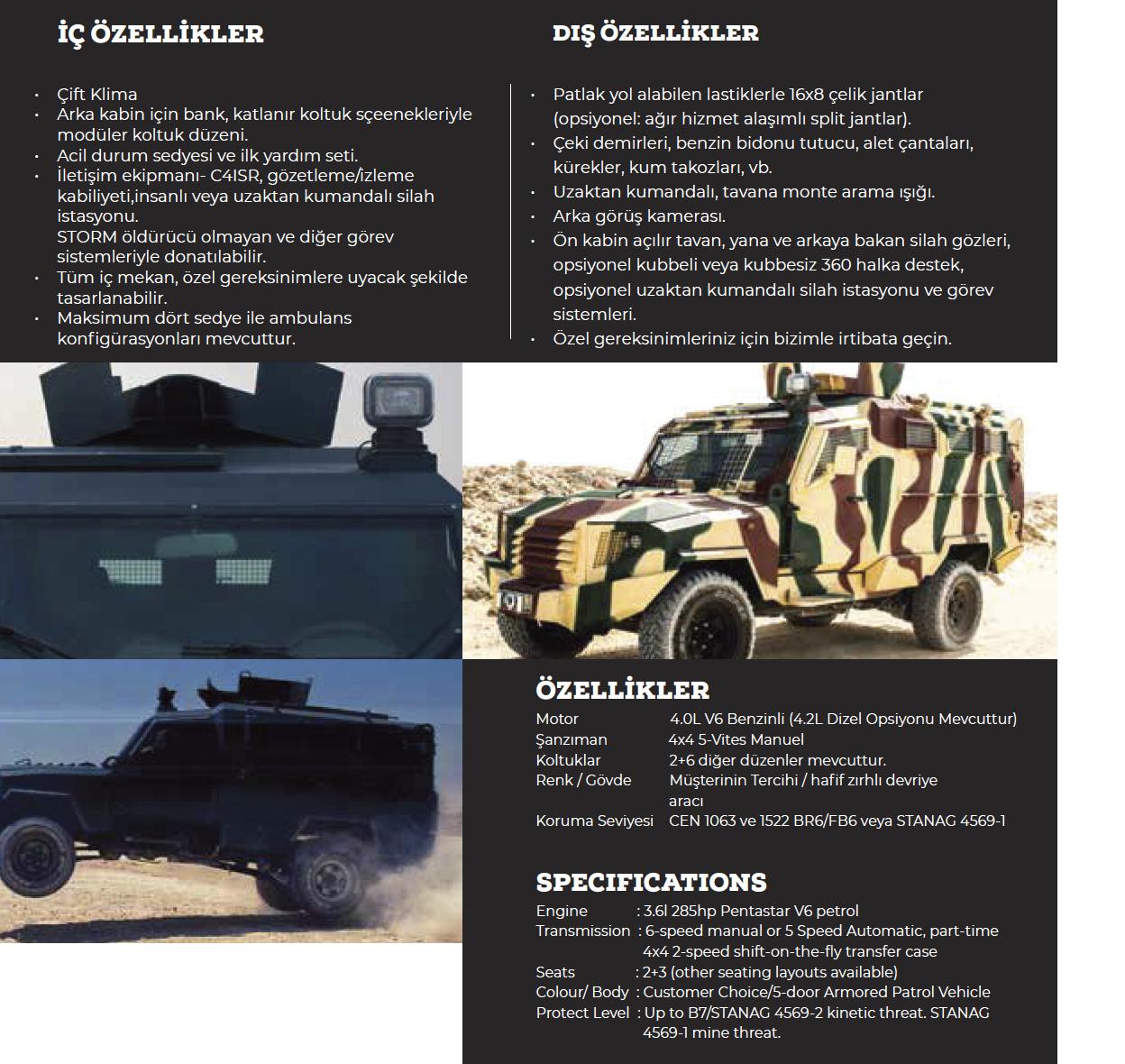 Panthera T6 3-DR