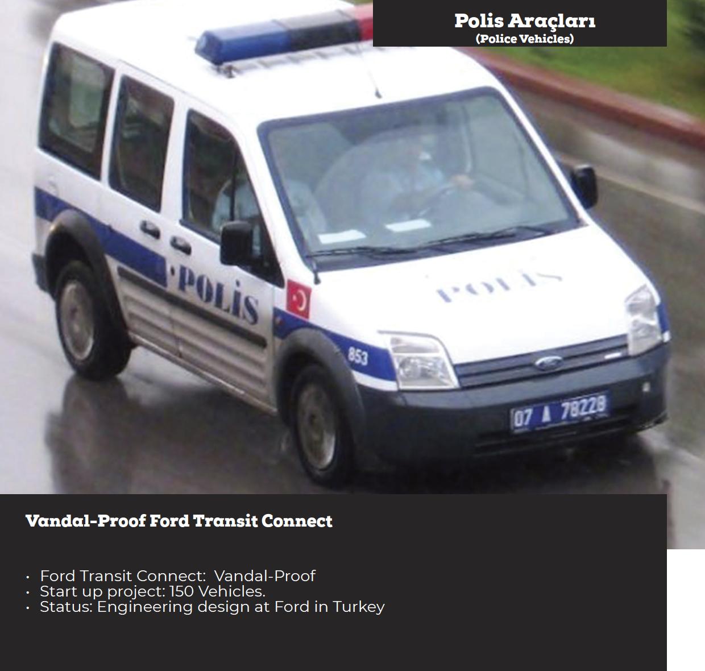 Polis Araçları