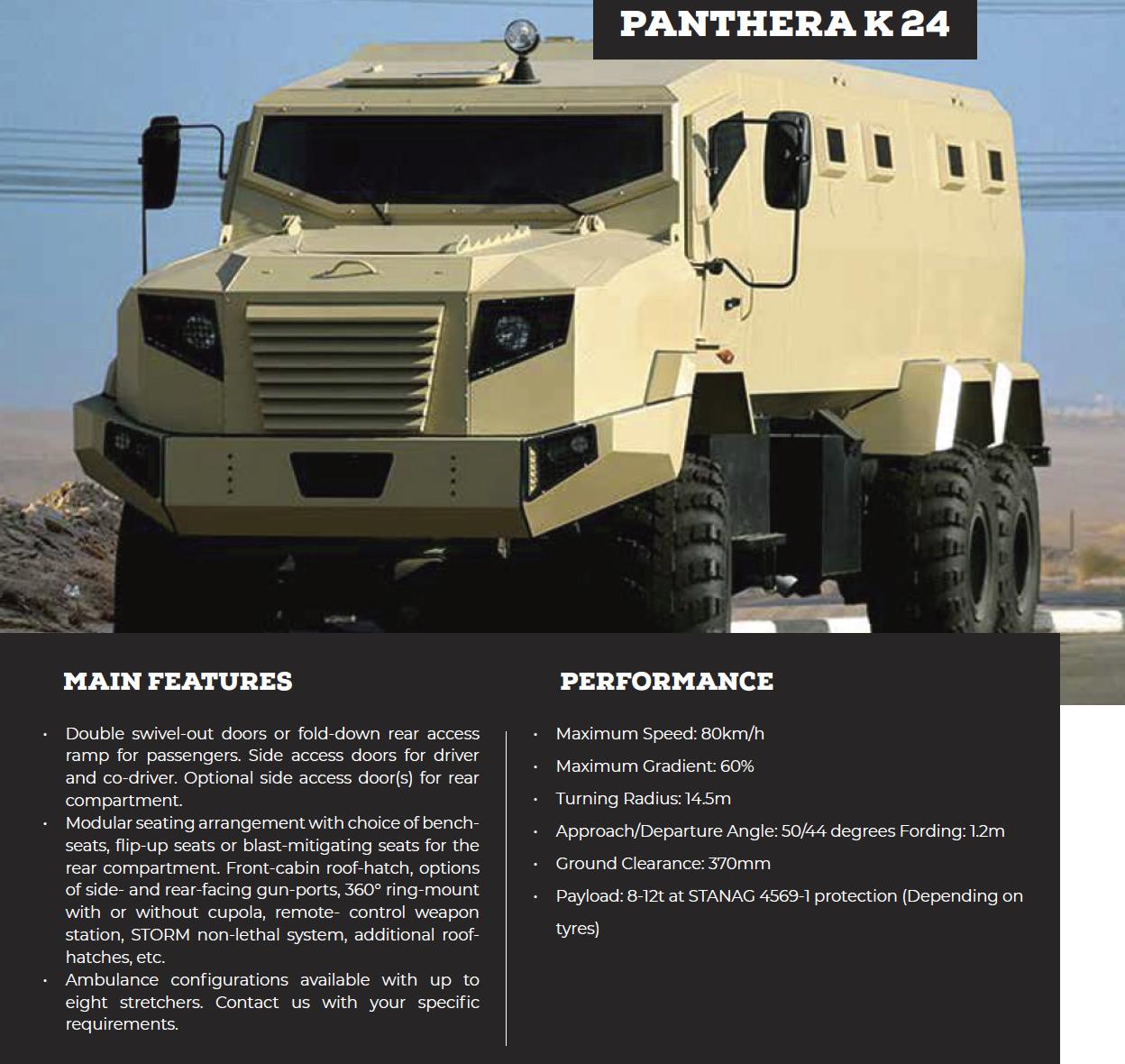 Panthera K 24